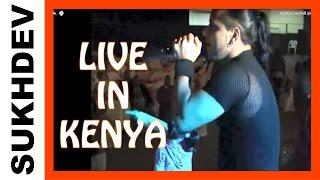 LIVE IN NAIROBI F.O.F. EVENT