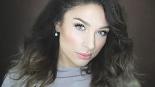 getlinkyoutube.com-☼ ☀ Świetlisty makijaż robi różnicę ! ☀ ☼