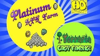 getlinkyoutube.com-Terraria Easy AFK Platinum Farm | 1.3 events and farms