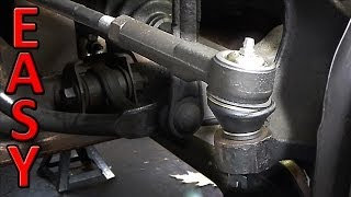 getlinkyoutube.com-How to Change Tie Rods (inner and outer tie rod ends)