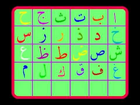 VCD Belajar Quran Kenal Huruf Hijaiyah -05YbLitMqbQ