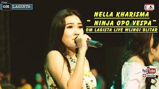 #Nella Kharisma - Ninja Opo Vespa ~ Om Lagista Live Wlingi Blitar