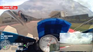 getlinkyoutube.com-Circuit of the Americas: Trackday on Blue Devil