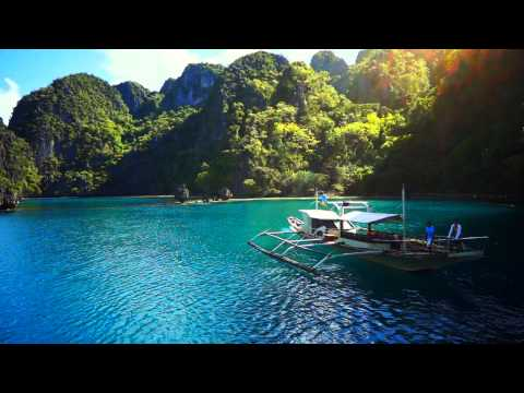Coron, Palawan: Two Seasons Island Resort & Spa Video s