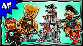 getlinkyoutube.com-Lego Ninjago LIGHTHOUSE SIEGE 70594 Stop Motion Build Review
