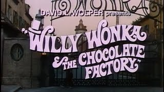 Willy Wonka and the Chocolate Factory - Trailer