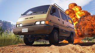 DEADLY ROAD TRIP! 😱 | Ghost Recon Wildlands - Multiplayer Gameplay