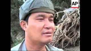 getlinkyoutube.com-General Bo Mya, a longtime leader of Myanmar's largest guerrilla group, dies