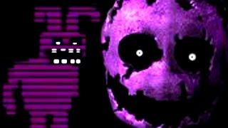 getlinkyoutube.com-Five Nights at Freddy's 3 All Purple Man Death MINIGAMES