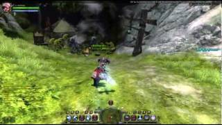 getlinkyoutube.com-Dragon Nest SEA Lvl 40 Mercenary Islet Core Abyss