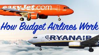 getlinkyoutube.com-How Budget Airlines Work