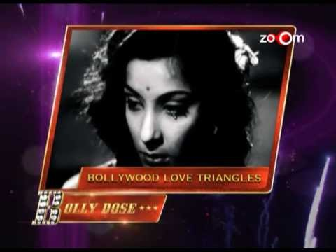 CENTURY OF BOLLYWOOD : Bolly Dose - Bollywood's love traingles