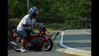 getlinkyoutube.com-Honda 4mini dax monkey chaly japan style