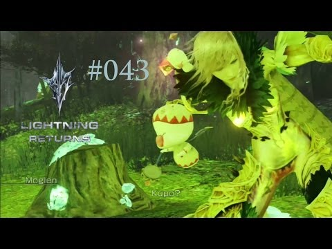 Lightning Returns: Final Fantasy 13 [Deutsch] #043 - Lightning's Mogry Weitwurf