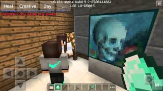 getlinkyoutube.com-Girlfriend And Son Mod!! Minecraft PE 0.12.1