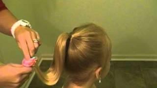 getlinkyoutube.com-Disney Princess Hair Tutorial