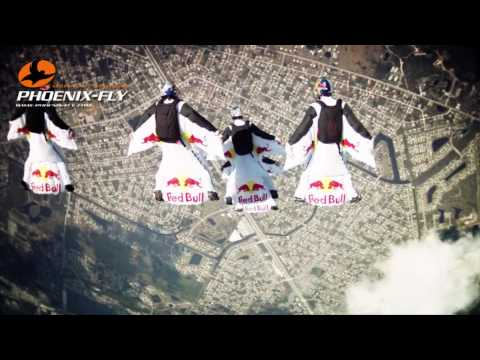 Red Bull AirForce - Wingsuit Flying (Training Camp)