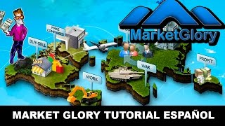 getlinkyoutube.com-MarketGlory | Gana dinero jugando | Tutorial completo Español