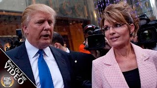 getlinkyoutube.com-Sarah Palin Is Already Sick Of Trump