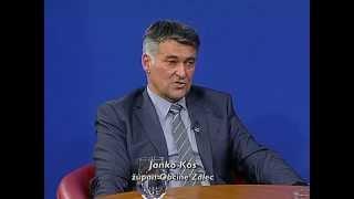 Janko Kos, župan Občine Žalec - 8.12.2014