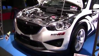 getlinkyoutube.com-Highly Modified Mazda CX-5 by ZERO-1000 | Mazdas247