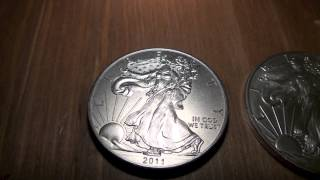 getlinkyoutube.com-Detecting Fake Silver Eagles