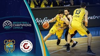 Iberostar Tenerife v Gaziantep - Highlights - Basketball Champions League 2017-18
