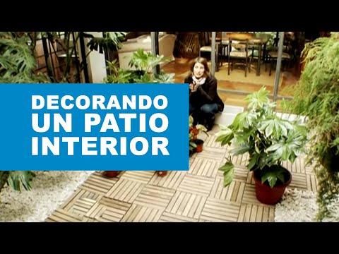 Como decorar un patio interior for Como decorar mi patio