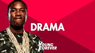 "getlinkyoutube.com-Meek Mill x Future x Drake Type Beat - ""Drama"" 
