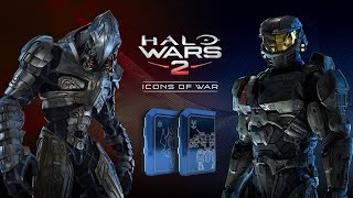 Halo Wars 2 - Icons of War Megjelenés Trailer