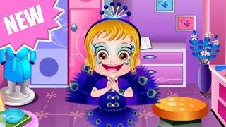 getlinkyoutube.com-Baby Hazel Game Movie - Baby Hazel Fancy Dress - Dora The Explorer