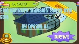 getlinkyoutube.com-Animal Jam: Speed Den Edit - Epic Haunted Mansion