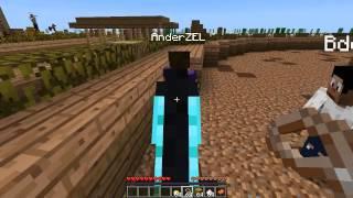 getlinkyoutube.com-Minecraft :: Horse Racing With BdoubleO, Anderz, Avidya & Coe
