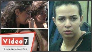 getlinkyoutube.com-بالفيديو.. إيمى سمير غانم وأيتن عامر وهنا شيحة وبشرى وغادة رجب فى عزاء مدحت السباعى