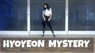 getlinkyoutube.com-Hyoyeon (효연) Mystery (미스테리) - dance cover
