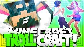 getlinkyoutube.com-Minecraft: TROLL CRAFT | DANCE PARTY 2016!! [16]