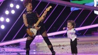 getlinkyoutube.com-David Focșanschi dansează ca Michael Jackson pe scena Next Star!