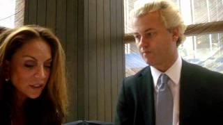 getlinkyoutube.com-Pamela Geller, Atlas Shrugs Interviews Geert Wilders