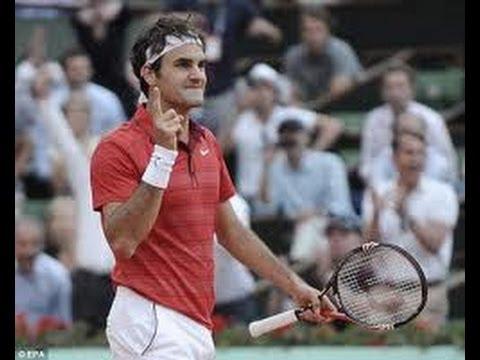 Roger Federer-Complete Genius (HD)