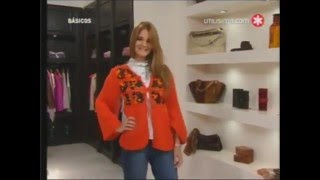getlinkyoutube.com-Saco vintage por Bárbara Langman