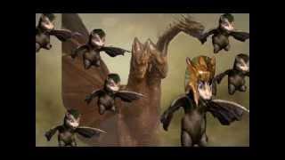 getlinkyoutube.com-Godzilla: Adventures on Monster Island; Episode 7, The Bounty Hunter Part 2