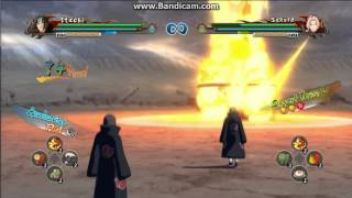 getlinkyoutube.com-Naruto Ultimate Ninja Storm Revolution - itachi mod