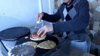 getlinkyoutube.com-Tunisia street food's Amaziiingg!! ( Chappaty)TUNISIA Traveling 2015 | Visite TUNISIA
