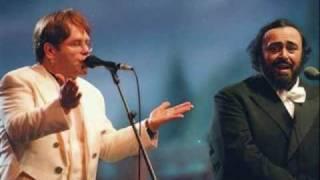 getlinkyoutube.com-Elton John & Luciano Pavarotti - Live Like Horses