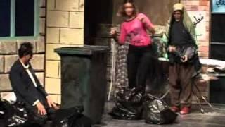 مسرحية التدوير - مقطع