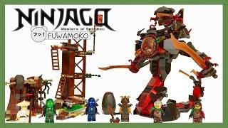 【レゴ】新作ニンジャゴー第2弾!クロノメカ タイムスネイカーをレビューします!LEGO
