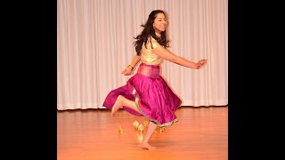 getlinkyoutube.com-Manwa Laage Dance Performance | Aayushi Srivastava