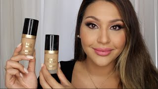 Too Faced Born This Way Foundation: Review + Demo