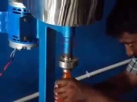 Semi Automatic Soda Water Plant By Madho Ram Engineering Works, Haryana