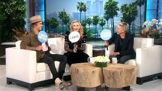 getlinkyoutube.com-Never Have I Ever with Madonna and Justin Bieber